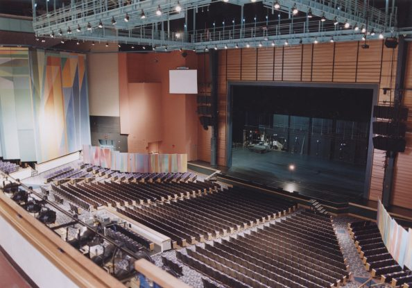The Toyota Oakdale Theatre